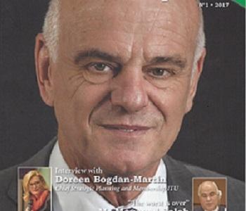 مجلة (Diva International Diplomacy) تُجري حواراً صحفياً مع سعادة الممثل الدائم لجمهورية العراق لدى مكتب الامم المتحدة في جنيف السفير مؤيد صالح